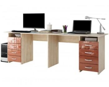 Компьютерный стол Тандем-3 Глянец 1-3