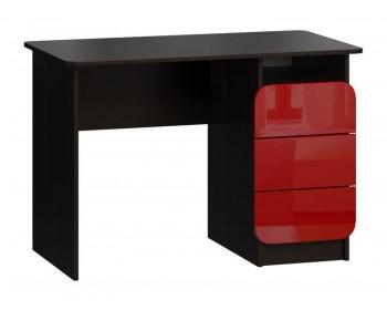Письменный стол Мебелеф-8 Красный