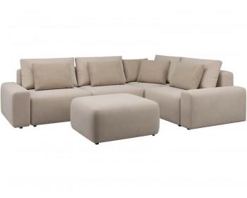 Модульный диван Гунер-1 Плюш Кайман