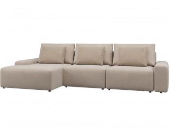 Модульный диван Гунер-2 Плюш Кайман нераскладной