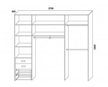 Шкаф-купе ИМ-25