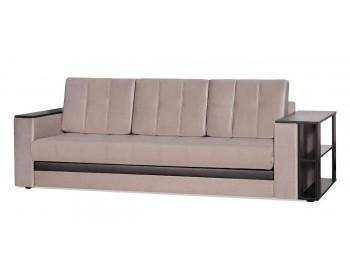 Прямой диван Атланта NEXT со столиком