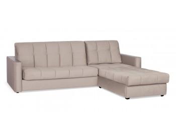 Модульный диван Бергамо 155 NEXT с оттоманкой макси