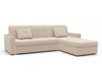 Модульный диван Сидней 140 с оттоманкой декор дуб каньон