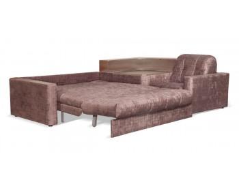 Модульный диван Сидней 140 с полкой декор дуб каньон