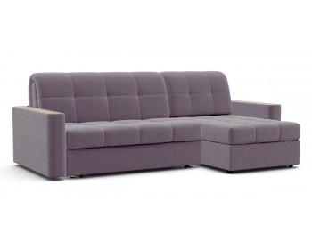 Угловой диван Сидней 140 с оттоманкой min декор дуб каньон