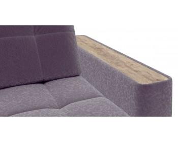 Угловой диван Сидней 155 с полкой декор дуб каньон