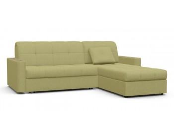 Модульный диван Сидней 140 с оттоманкой min декор дуб каньон